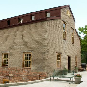 Chase Mill Greening/Renovation - Tracy Aviary