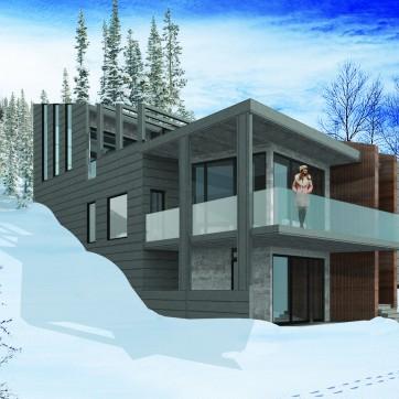 Powder Mountain Home
